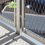 Outdoor Playground Safety Rope Net Wire Rope Guardrail 316