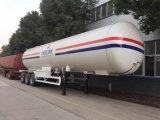 3 Axle LPG Tanker Semi Trailer for Propane Liquid Transportation