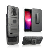 Hot Selling Mobile Phone Case Belt Clip Holster Combo Car Holder Accessories Phone Case for LG X Power3 M320
