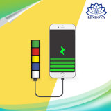 Promotional Gift Prefume 2600mAh Power Bank Travel Charger Battery Charger Rechargeable Battery Mobile Power with Multi Design Color
