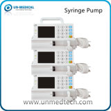 High-Tech Programmable Smart Touch Screen Syringe Pump with Ce