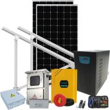 Stand Alone Industrial Solar Power Portable Generator