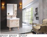 Soft Closing PVC Bathroom Vanity with 1 Doors and 2 Drawers