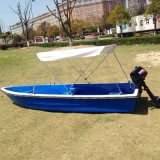 Fashionable Fiberglass Fishing Speed Boat with Competitive Price