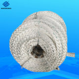 Dia 28mm-128mm 12 Strand Polypropylene /Nylon/Polyester/Polyamide/Mixed Mooring Rope