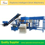 Qt4-18 Automatic Concrete Brick Machine Paver Moulding Hollow Block Making Machine