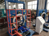 Cheap Film Wrapping Packing Machine for Plastic PVC Soft Flexible Hose Pipe Coil