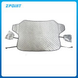 2 in 1 Car Sunshade with Flaps and Side Mirror Cover Auto Accessories