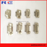 Ear-Lokt Type Stainless Steel Buckle