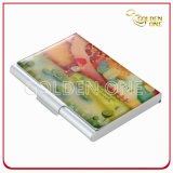 Customized Offset Printed Aluminium Business Card Case