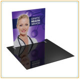 Trade Show Exhibit Booth Fabric Tension Display (8FT Straight)