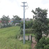 Electric Power Transmission Steel Pipe Mono Pole Tower