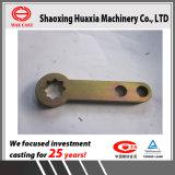 Lost Wax Casting Precision Casting Silica Sol Casting Carbon Steel Valve Handle