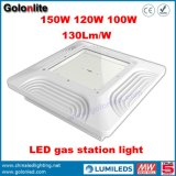 Factory Price 100W Petrol Station LED Light Supplier Gas Station Canopy Lights IP65