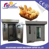 Commecial Bakery Equipment 32trays Rotary Rack Oven for Bread Baking