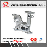 Valve Fitting Parts Investment Casting Lost Wax Casting Silica Sol Casting China Factory