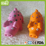 Dog Wholesale Latex Pig Toy Pet Toy (HN-PT324)