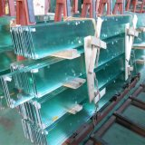 Wholesale 15mm 19mm Toughened Glass Rib for Building