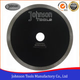 180mm Sintered Continuous Saw Blade for Cutting Tile and Ceramic