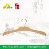 Wooden Clothing Hangers with Metal Hook