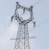 Hot DIP Galvanized Power Transmission Angular Steel Tower