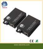 10/100base Tx Ethernet Optical Fiber Media Converter