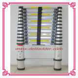 3.85m Telescopic Ladder with 3 Cm Finger Safety Gap