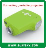 Smp7019 USD43.08 Cheap Mini Portable Projector with HDMI/USB/TV Port