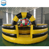 Commercial Cheap Inflatable Bouncer, Jumping Bouncy Castle with Slide