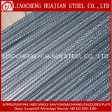 Gr40 Hot Rolled Deformed Steel Bar for Building Metal