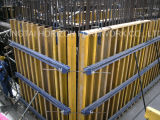 Timber Beam Formwork for Core Wall and Columns Construction