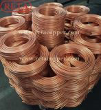 Pancake Coil HVAC Copper Coil, Refrigeration Soft Coil Copper Tube