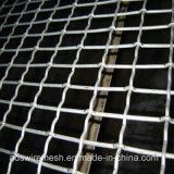 All Surface Treament of Crimped Wire Mesh