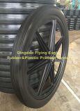 """24""""X2"""" Polyurethane Rubber Trolley Wheel"""