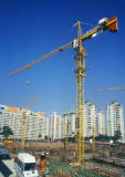 China Hot Sale Topkit Tower Crane Qtz40 (5008)