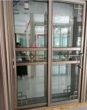 Hot Sale Thermal Break Aluiminum Sliding Door with Double Glazing Tempered Glass
