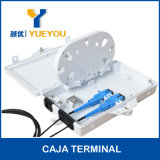IP65 Protection 2 Port Sc APC Adaptor FTTH Fiber Optic Distribution Box