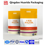 Plastic Stand up Food Packaging Pouch with Bottom Gusset