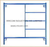 Powder Coated Canadian Lock Frame Scaffolding / Arch Frame