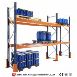 Nanjing China Heavy Duty Storage Steel Pallet Shelf Rack