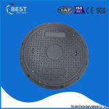 En124 Resin Manhole Cover and Frame with Watertight Function