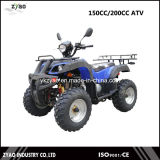 Gy6 Farm ATV with High Performance 150cc/200cc Quad Automatic Engine Air Cooled 4 Stroke Quad Bike