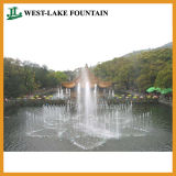 Musical Fountain for Pool of Putuo Mountain of China