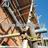 Steel Pipe with Coupler for Building Construction, Factory in Guangzhou