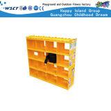 Plastic Kindergarten Furniture Kids Storage Cabinet (HC-4708)