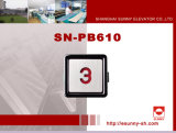Stainless Steel Push Buttons (SN-PB610)