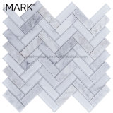 Natural Marble Kitchen Backsplash Decorative Bathroom Wall Tile Stone Mix Crystal Glass Mosaic