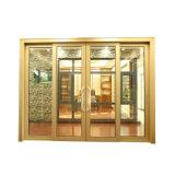 Alloy Aluminum Price Sliding Door in Dubai Vented Interior Door
