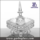 Middle East Type Stock Glass Candy Jar (GB1801R)