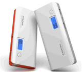 High Capacity Digital Display Power Bank with LED Light